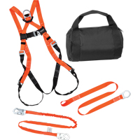TitanII Construction & General Maintenance Fall Protection Kits SR532 | TENAQUIP