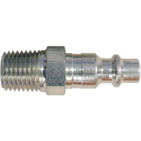 "Quick Couplers - 1/4"" Industrial, One Way Shut-off - Plugs TA248 