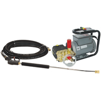 Electric Pressure Washers - Medium-Duty Professional TEB606 | NIS Northern Industrial Sales