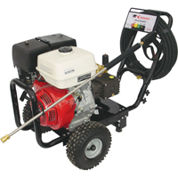 Gas-Powered Pressure Washers - Heavy-Duty Professional TEB611 | TENAQUIP