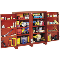 Jobsite Shelf Cabinet | NIS Northern Industrial Sales