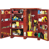 Jobsite Shelf Cabinet TEP170 | NIS Northern Industrial Sales