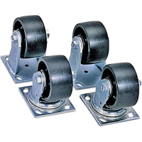 "4"" Casters TEP230 