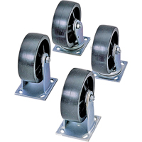 "6"" Casters TEP231 
