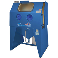 Econoblast Series Suction Cabinets - Light Industrial TG417 | NIS Northern Industrial Sales
