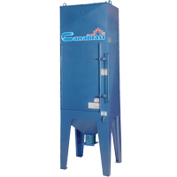 Dust Collectors - Suction or Pressure Type Cabinets TG423 | NIS Northern Industrial Sales