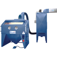 "SANDBLASTER PRESSURE TYPE INDUSTRIAL 28""X44"" TG432 