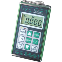 Datalogging Ultrasonic Thickness Gauge THZ331 | NIS Northern Industrial Sales