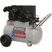 King Canada Industrial Compressors TLV739 | NIS Northern Industrial Sales