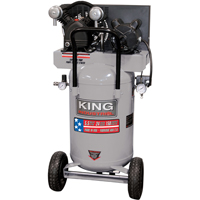 King Canada Industrial Compressors TLV740 | NIS Northern Industrial Sales