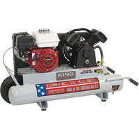 King Canada Industrial Compressors TLV741 | NIS Northern Industrial Sales
