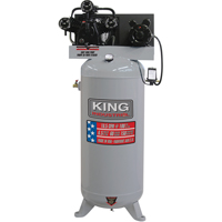 King Canada Industrial Compressors TLV743 | NIS Northern Industrial Sales
