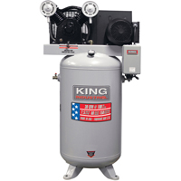 King Canada Industrial Compressors TLV744 | NIS Northern Industrial Sales