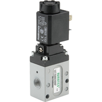 3-Way Poppet Valves TLY630 | NIS Northern Industrial Sales
