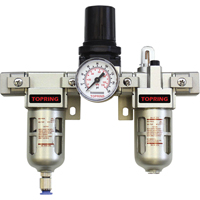 Airflo Modular Filter/Regulator & Lubricator (Gauge Included) TLZ639 | NIS Northern Industrial Sales