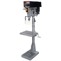 "15"" Variable Speed Industrial Drill Press TMA114 
