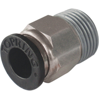 P.T.C. Male Connectors TLV009 | NIS Northern Industrial Sales
