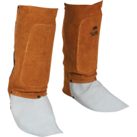 Lava Brown Leather Spats TTU391 | NIS Northern Industrial Sales