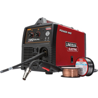 Power MIG<sup>®</sup> 180 Dual Wire Feed Welders TTV164 | NIS Northern Industrial Sales