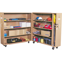 Clam Shell Tool Cabinet | NIS Northern Industrial Sales