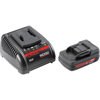 2.0Ah Battery & 120V Charger TYB145 | NIS Northern Industrial Sales