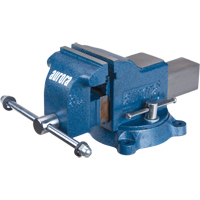 Heavy-Duty Bench Vise TYL098 | NIS Northern Industrial Sales
