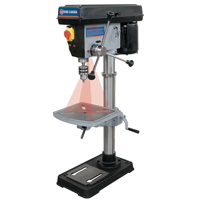 Drill Press with Laser Guide TYP035 | NIS Northern Industrial Sales