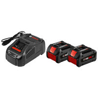 Core18V Starter Kit With 2 Batteries TYW886 | TENAQUIP