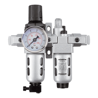 Modular Filter/Regulator & Lubricator (Gauge Included) TYY178 | NIS Northern Industrial Sales