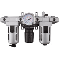 Modular Filter, Regulator & Lubricator (Gauge Included) TYY181 | NIS Northern Industrial Sales