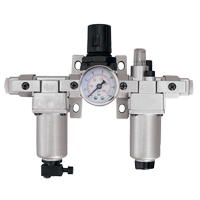 Modular Filter, Regulator & Lubricator (Gauge Included) TYY184 | NIS Northern Industrial Sales
