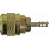 "Quick Couplers - 1/4"" Industrial, One Way Shut-Off - Automatic Couplers TZ228 