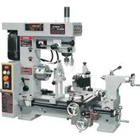 Combo Lathe/Milling Machine UAD695 | NIS Northern Industrial Sales