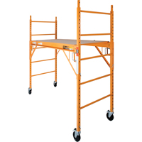 Mobile Work Scaffolding - Maxi Square Scaffolding VC198 | NIS Northern Industrial Sales