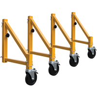 Mobile Work Scaffolding - Maxi Square Steel Scaffolding Accessories VC203 | NIS Northern Industrial Sales