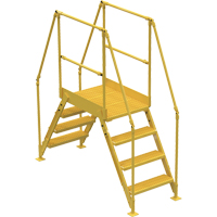 Crossover Staircase | NIS Northern Industrial Sales