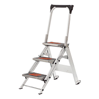 Safety Stepladder with Bar & Tray VD432 | NIS Northern Industrial Sales