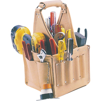 17-Pocket Electrical & Maintenance Tool Pouches VE823 | NIS Northern Industrial Sales