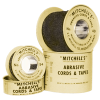 Abrasive Cords & Tape VS078 | NIS Northern Industrial Sales