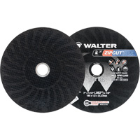 Zipcut™ Right Angle Grinder Reinforced Cut-Off Wheels VV154 | NIS Northern Industrial Sales