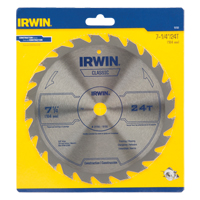 Contractor Saw Blades - Classic Series Saw Blades WI929 | NIS Northern Industrial Sales