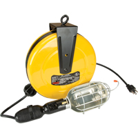 Incandescent Work Light Reels XA921 | NIS Northern Industrial Sales