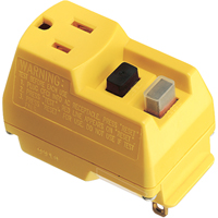 GFCI Outlet Adapter | NIS Northern Industrial Sales