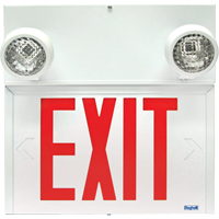 Stella Combination Signs - Exit XB929 | TENAQUIP