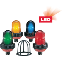 Flashing Led Hazardous Location Warning Lights With Xlt™ Technology XC429 | NIS Northern Industrial Sales