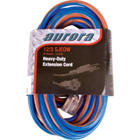 All Weather TPE-Rubber Extension Cords With Light Indicator XC504 | NIS Northern Industrial Sales