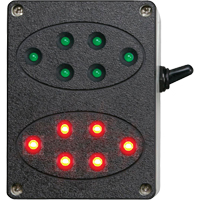 Traffic Control Systems XC798 | NIS Northern Industrial Sales