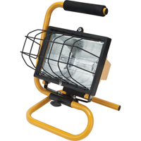 Portable Halogen Work Light XC949 | NIS Northern Industrial Sales