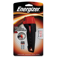 Energizer Rubber LED Flashlight XC958 | NIS Northern Industrial Sales