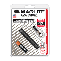 Maglite® LED 1-Cell AAA Solitaire® Flashlights XD003 | NIS Northern Industrial Sales